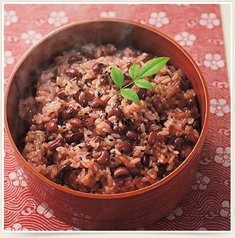 ゼロ活力なべ(圧力鍋)を使った「赤飯」レシピをご紹介。アサヒ軽金属工業の「ゼロ活力なべ」は日本の家庭料理のために生まれた国産の圧力鍋です。