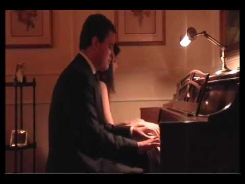"""After You've Gone"" ~ Paolo Alderighi & Stephanie Trick in Leawood, Kans..."