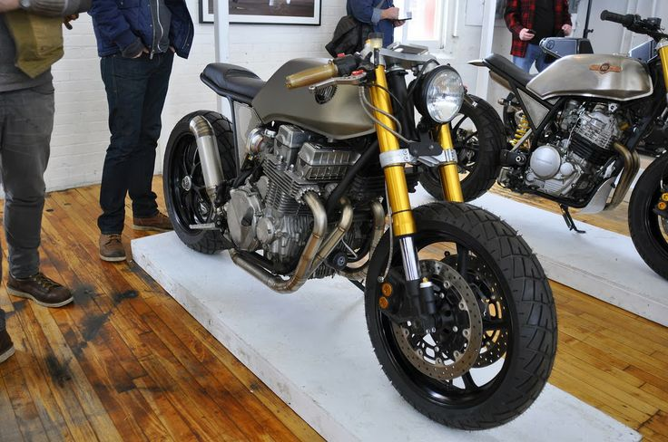 One Motorcycle Show 2014 Cafes Custom Cafe Racer And Bmw