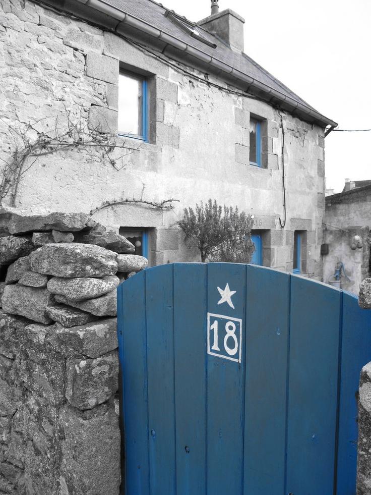 Jolies maisons de Sein | Finistère Bretagne