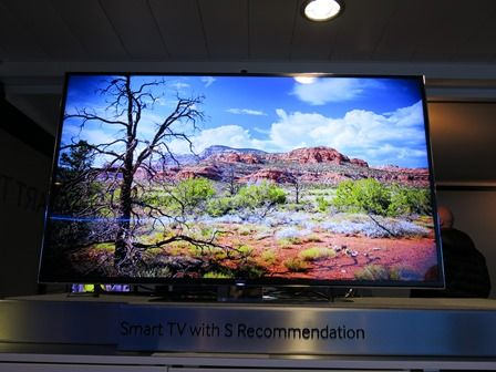 Samsung 4K TVs - even technophobes think they're 'amazing'