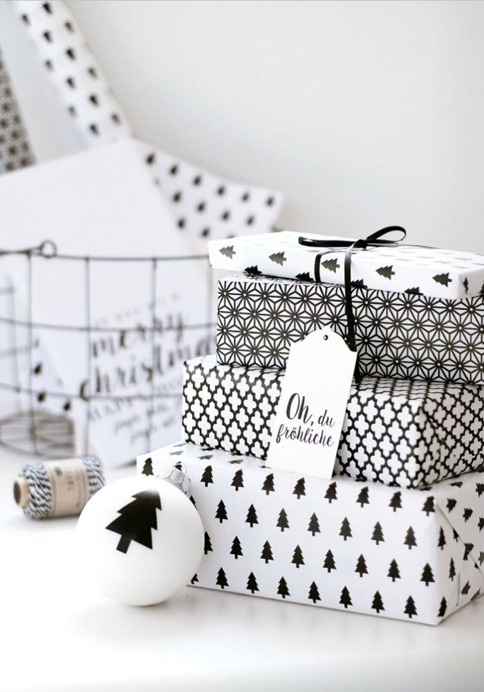 STYLISH GIFT WRAPPING IDEAS | Apartment Number 4 // A UK Interior Design, Fashion and Lifestyle Blog