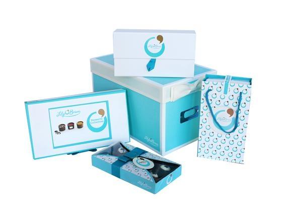 Keepsake Shoe Box Hamper - Free Delivery