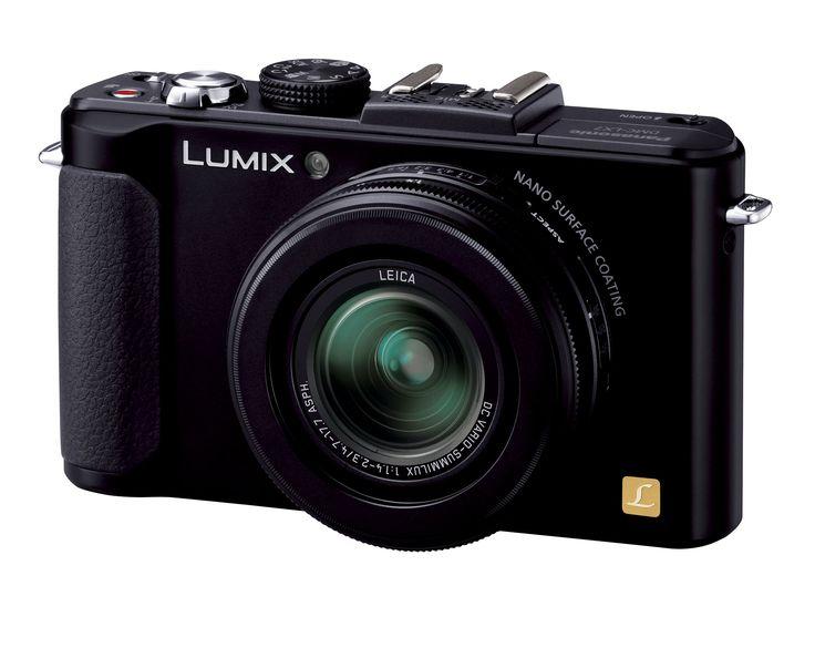 Panasonic digital cameras Lumix black DMC-LX7-K