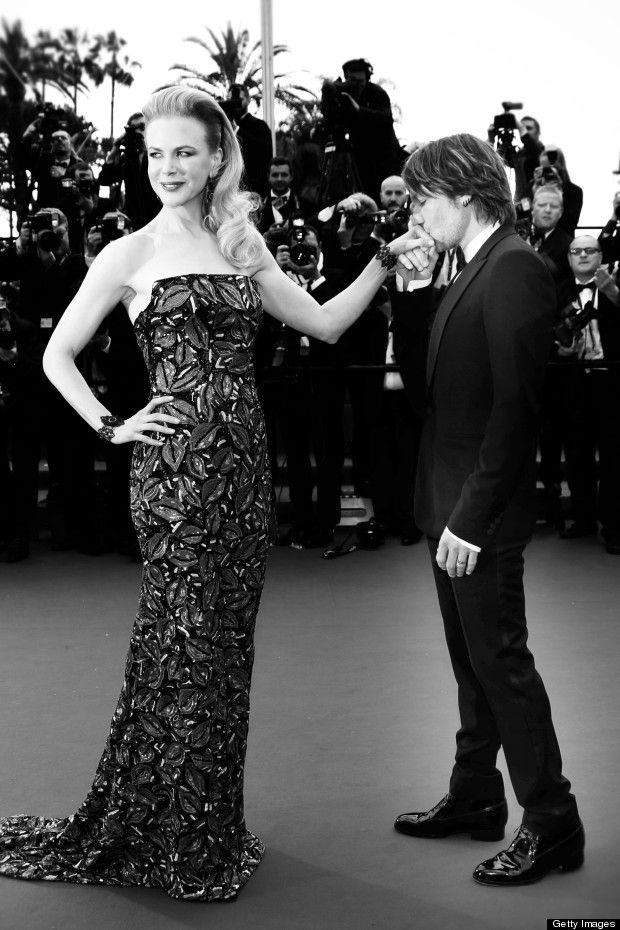 keith urban and nicole kidman in cannes | ... And Kissing: The Weekend At Cannes Film Festival 2013 - MyDaily UK