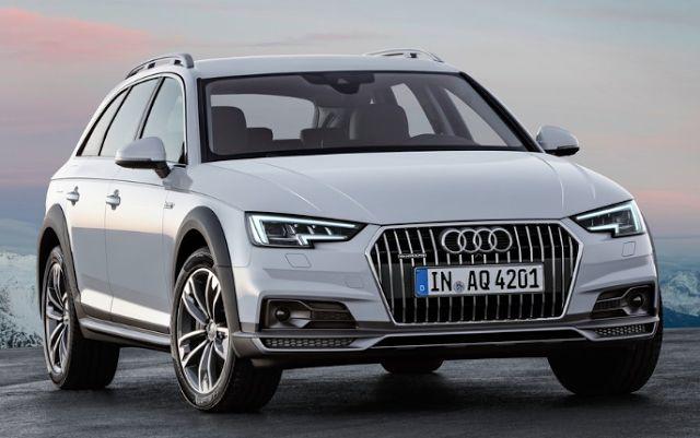 2017 Audi A4 Allroad Quattro Design Exterior, Interior, Engine, Photos - New Car Rumors