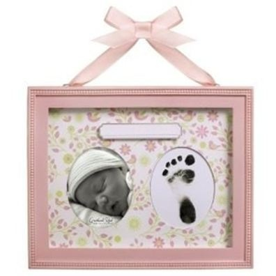 New Arrival Frame for a Baby Girl