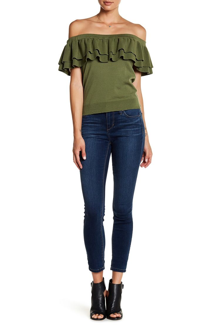 Joe's Jeans - Cropped Skinny Jean is now 53% off. Free Shipping on orders over $100.