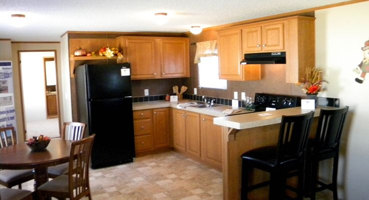 10 Kitchen Decor Ideas For Your Mobile Home Rental: Single Wide Mobile Home Additions