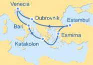 Las mejores ofertas de cruceros en B the travel brand. Cruceros por el Mediterráneo, Islas Griegas y Caribe. Cruceros de Costa Cruceros, Pullmantur, MSC Cruceros...