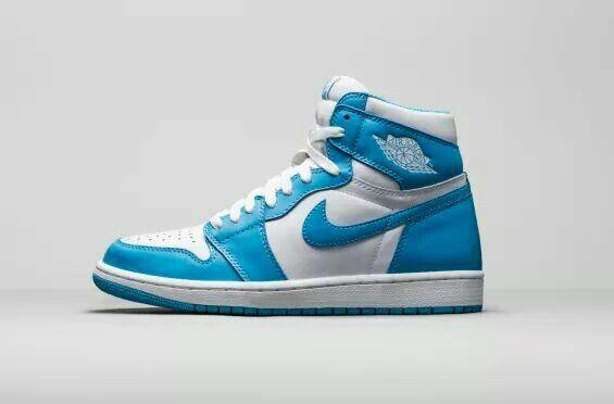"Air Jordan 1 ""Dark Powder Blue"""