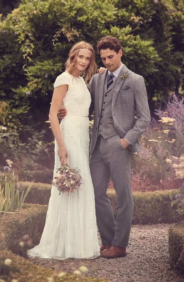 Bohemian bridal dresses from Nine by Savannah Miller