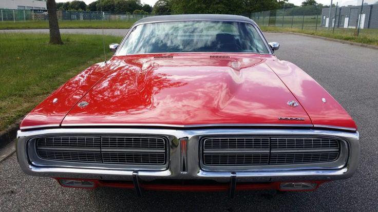 Dodge Charger SE 1972 | Voitures américaines d'occasion. Voitures américaines neuves. Voitures américaines de collection