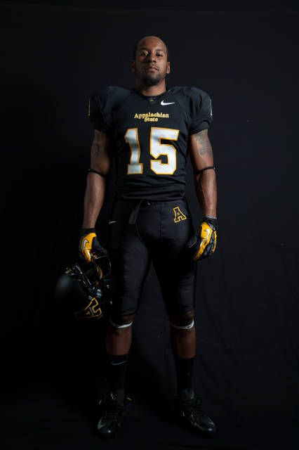 Photo Gallery: Appalachian State Football Unveils New Uniforms - Appalachian State Mountaineers | Official Athletics Site