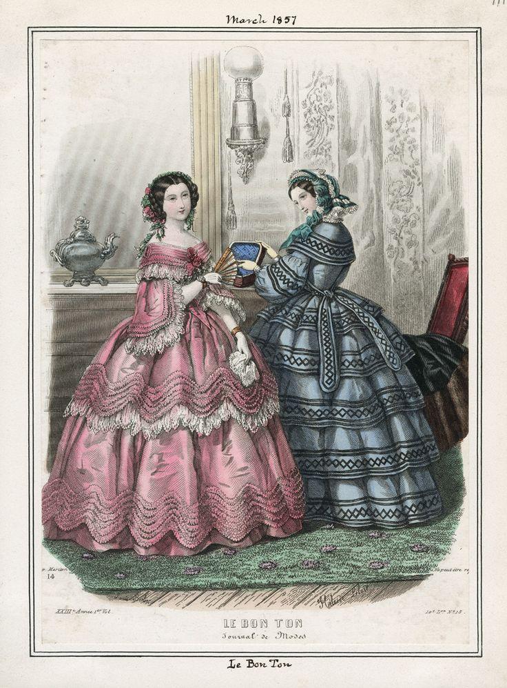 Le Bon Ton, March 1, 1857