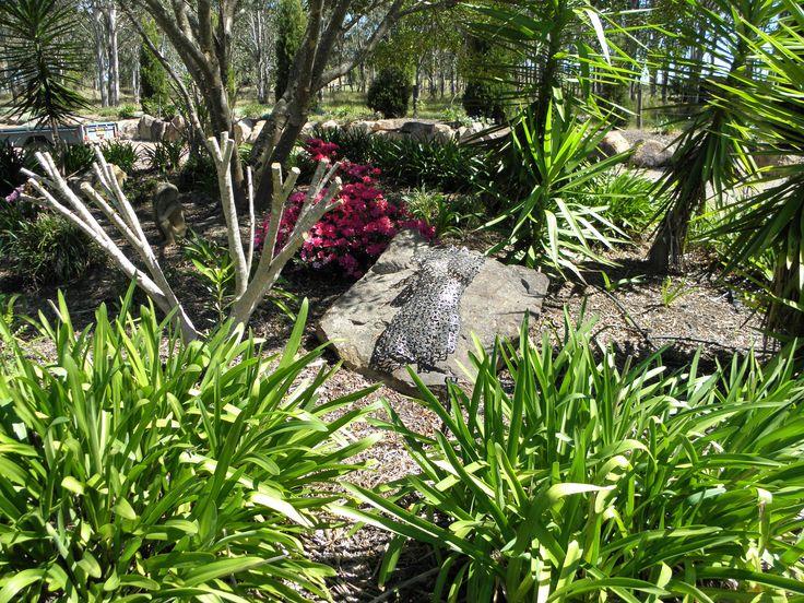 Metal Sculpture Garden Ramble
