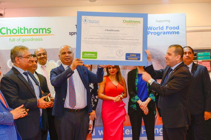 Abdallah AlWardat, Director WFP Office UAE & GCC