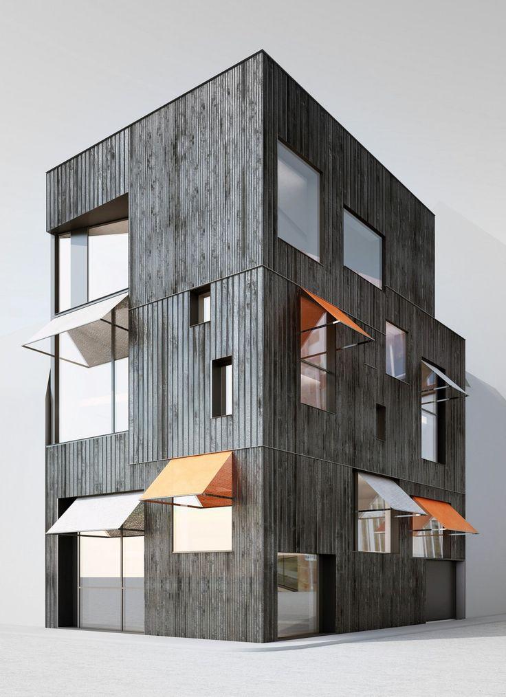 Strasbourg, 2015 - Domininique Coulon & associés - architectes