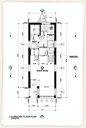 17 best images about tiny house on wheels on pinterest for Tumbleweed floor plans