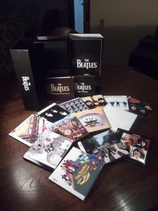 The Beatles Stereo Box Set. #TheBeatles