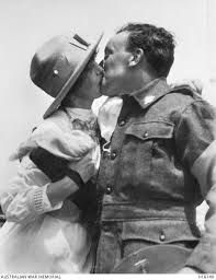 Image result for australian nurse ww1 with soldier