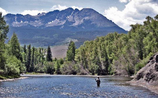 We know that there just aren't enough hours in the day to do everything. On a half-day wade trip, you can experience the best of fly fishing in Colorado with time to spare.