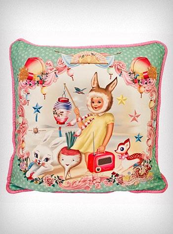 Dumpling Dynasty: Girls, Dynasty Cookies, Cushions, Kids, Pillows