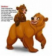 Фото:  Братец медвежонок  / Промо-материалы мультфильмa «Братец медвежонок» (2003) #1785836