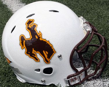 Wyoming Cowboys!!! Football helmet...  *also see USA photos by click on pinterest.com/dkelley9699