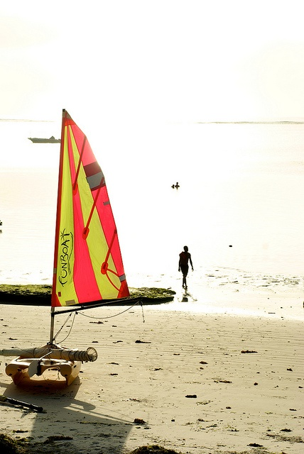 Funboat on the Beach...Mombasa
