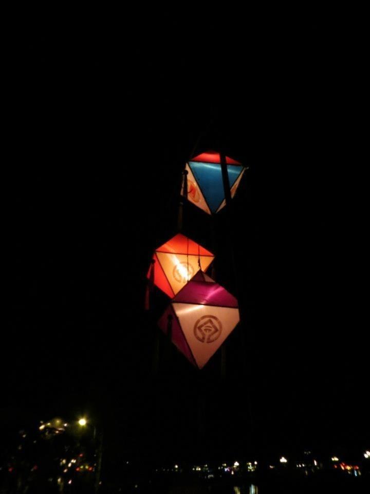 Lanterns everywhere in Hoi An!