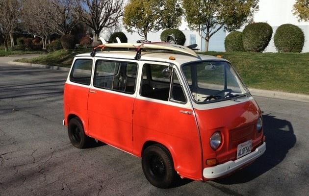 1969 Subaru 360 Van♥♥♥