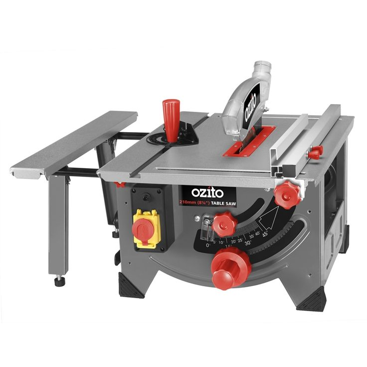 Ozito 1200w 210mm Table Saw Stuff To Buy Pinterest Table Saw Tables And Warehouses