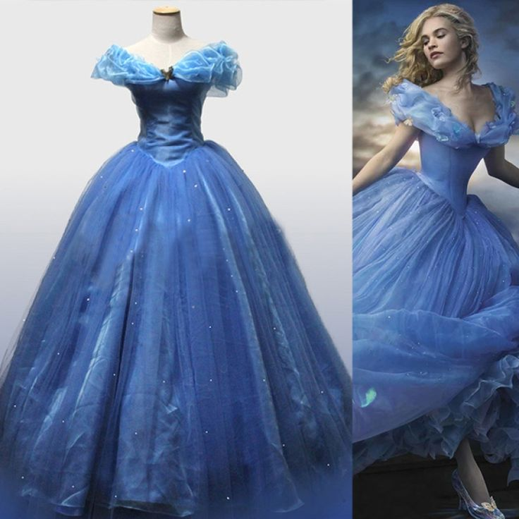 17 best images about cinderella cosplay on pinterest for Disney princess cinderella wedding dress