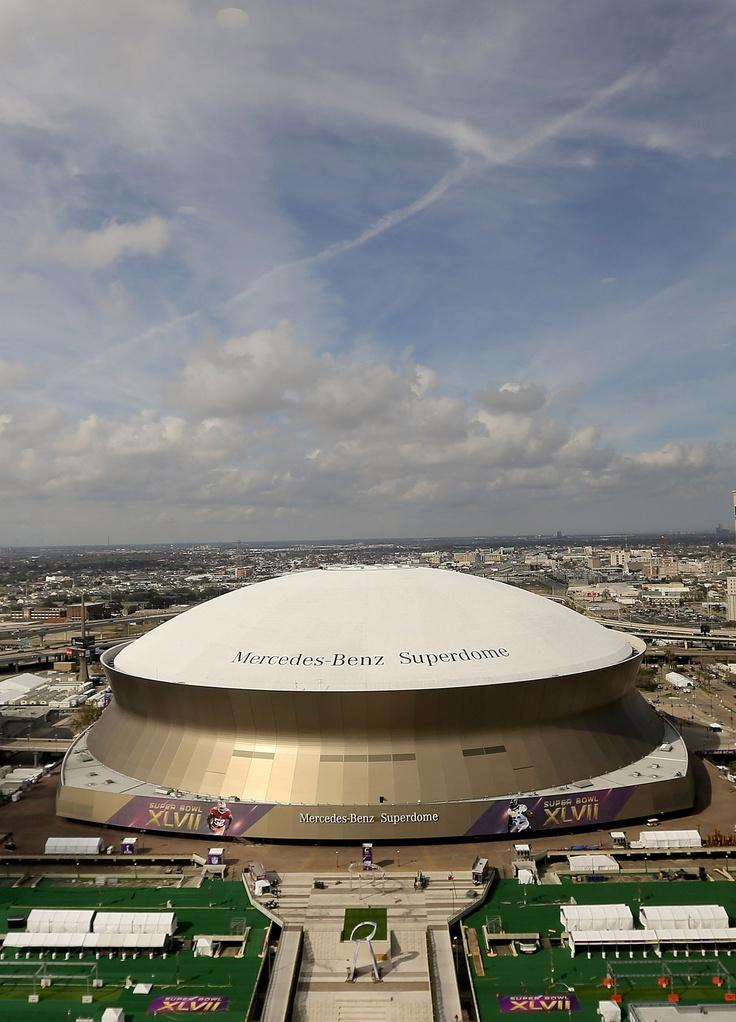 NFL.com Photos - Super Bowl XLVII - Superdome