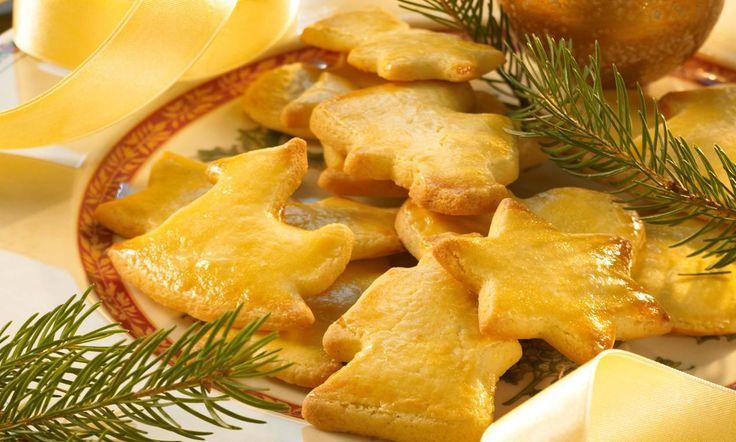 Mailänderli Rezept: Eines der beliebtesten Weihnachtsguetzli der Schweiz! - Eines von unzähligen feinen und gelingsicheren Rezepten von Dr. Oetker!