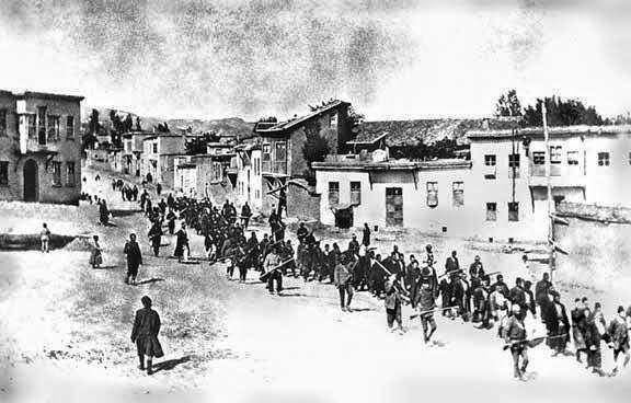 Santeos: Αρμενική Γενοκτονία