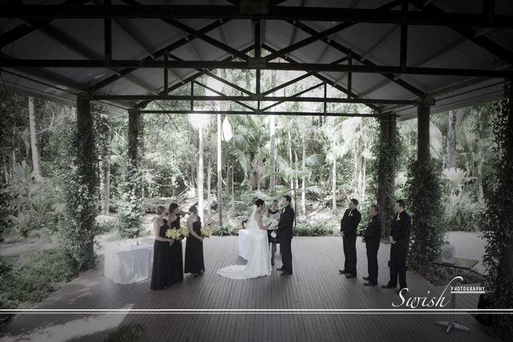 Wedding at Cedar Creek Lodges