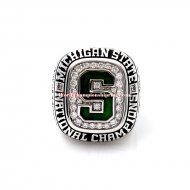 2007 Michigan State Spartans men's ice hockey Championship Ring  http://www.worldchampionshiprings.com/souvenir-rings-c-70/2007-michigan-state-spartans-mens-ice-hockey-championship-ring-p-773.html