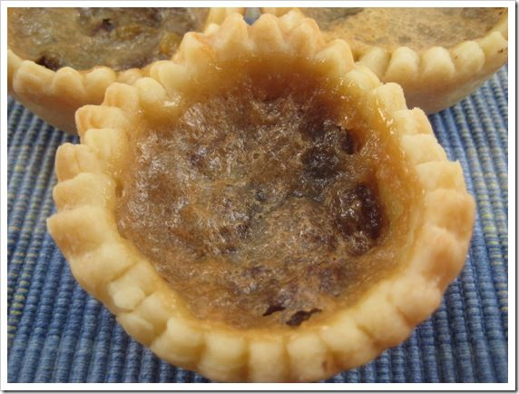 Butter tarts-Canadian Best Buttertart winner from Wilkie's Bakery, Orillia, Ontario