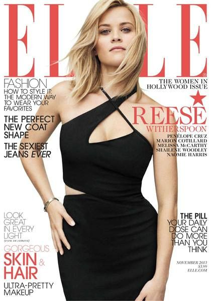 Reese Witherspoon (2013.11. Elle) #ReeseWitherspoon