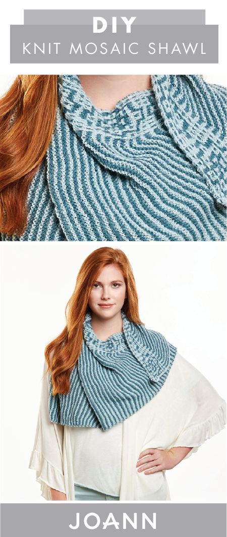 414 best Knit with JOANN images on Pinterest   Knitting ... - photo #24