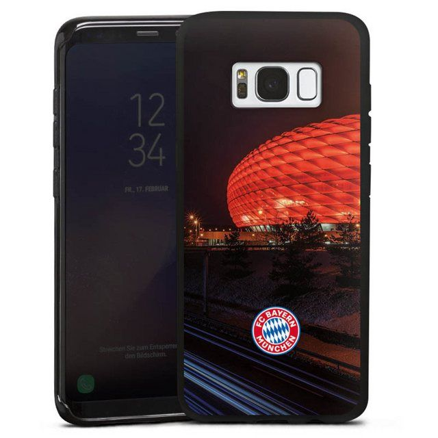Handyhulle Samsung Galaxy S8 Hulle Fcb In 2020 Samsung Samsung Galaxy Galaxy S8