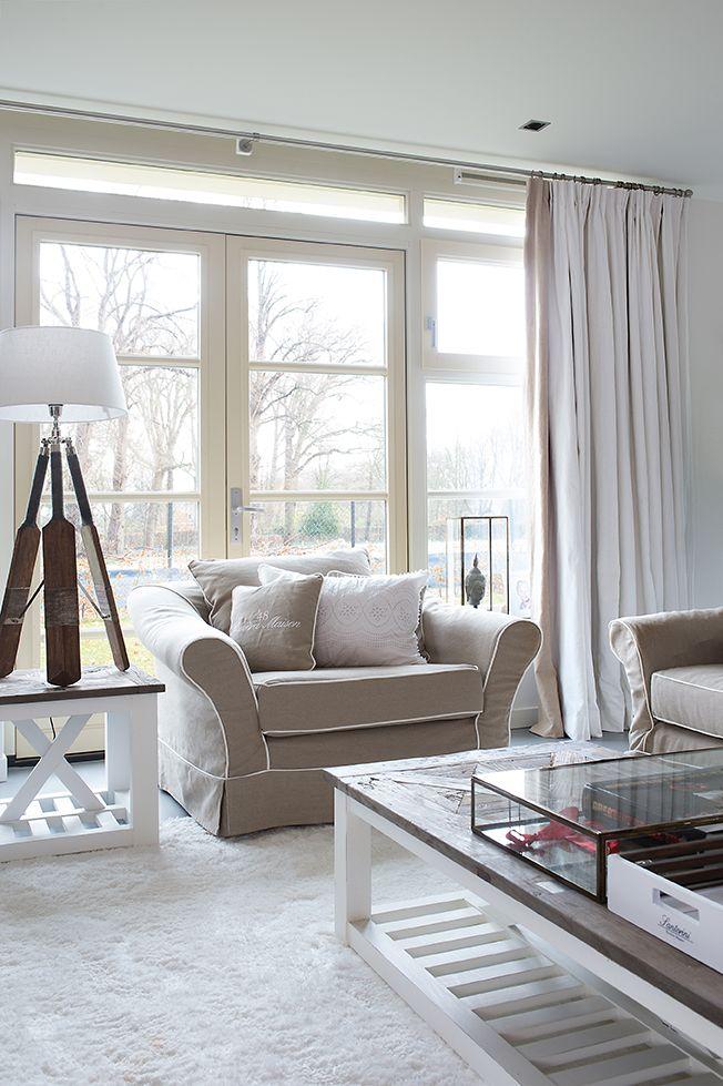 Love the window decor