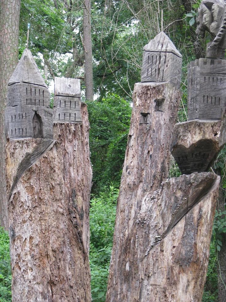 Best tree sculptures images on pinterest