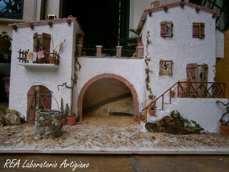 Creative in Action!: Presepe #114 Autore: http://realaboratorioartigiano.blogspot.it