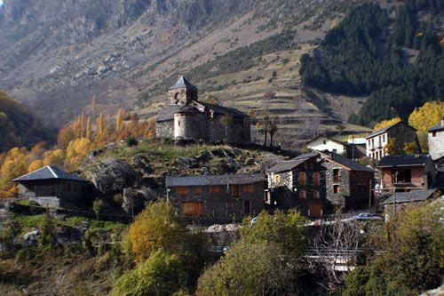 Capdella | La Vall Fosca