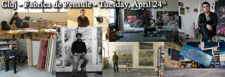 """photo: Tajan Paris (the leading French Auction House)    Charity Sale for """"Fabrica de Pensule, Cluj """" Apr 24 2012 7:30 PM"""