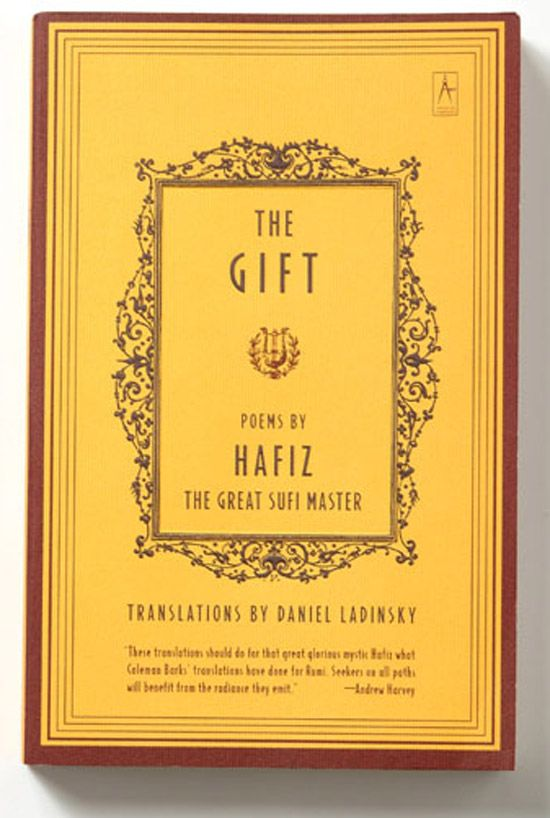 The Gift, Poems by Hafiz