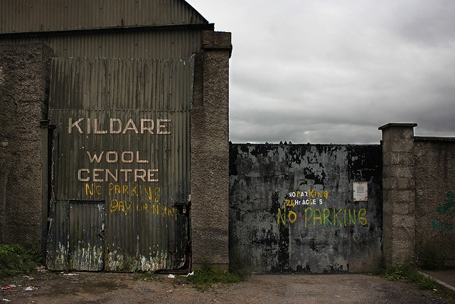 Kildare Wool Centre by Cormac Scanlan #urbandecay #abandoned #photography